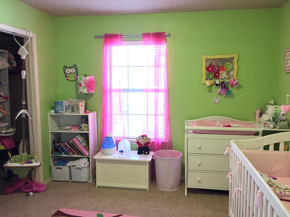 Bedroom 1 - 1